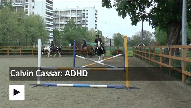 Calvin Cassar: ADHD